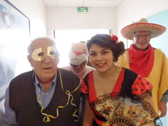 Carnaval de l'IHM Février 2015