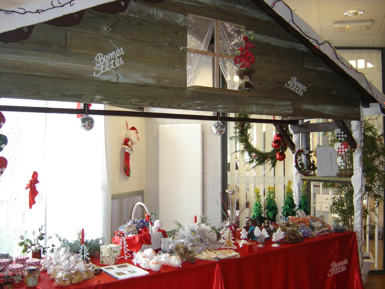 Chalet de Noel Décembre 2015