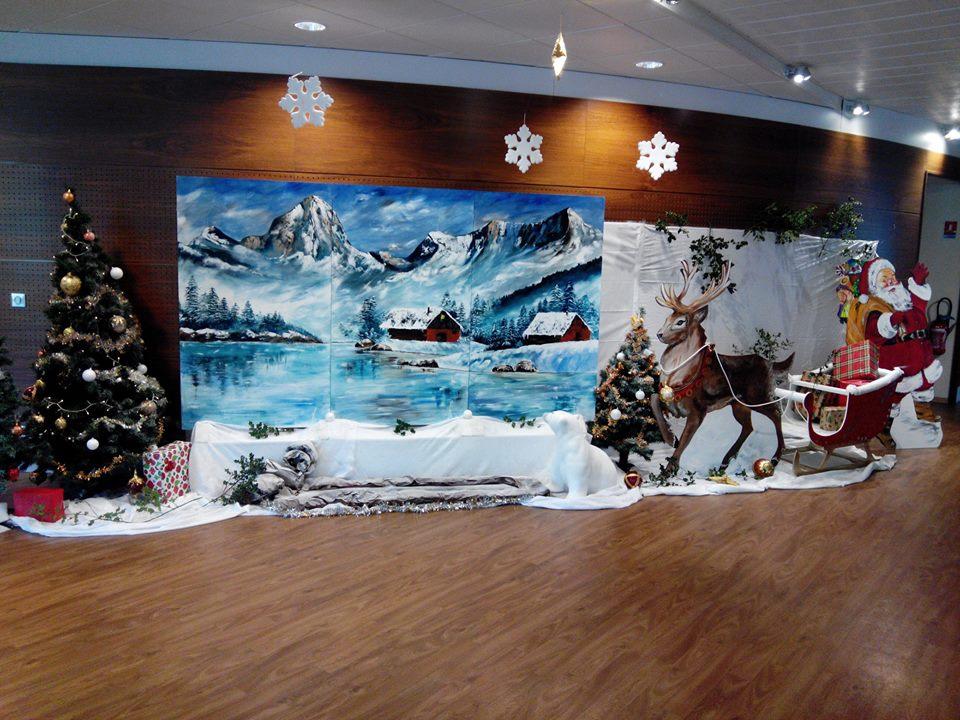 Hall d'Entrée IHM - Noel 2014